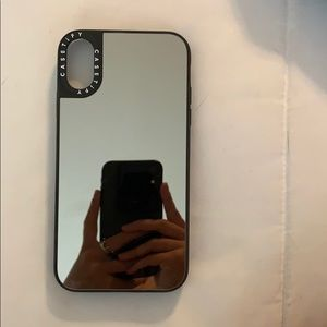 Casetify mirrored iPhone XR case